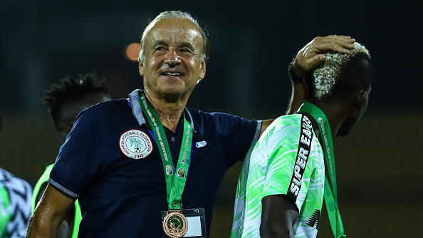 Rohr Is A Sheep Leading Lions, Sack Him Now! Says Revered Sports Pundit