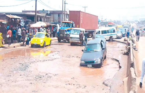 Federal Govt Flags-Off Reconstruction of Ota-Abeokuta Road